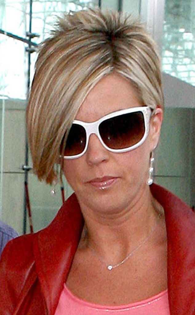 Shaggy Chic From Kate Gosselins Hair Through The Years