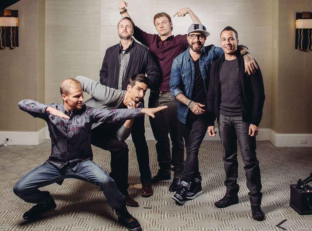 Backstreet Boys from The Big Picture: Today's Hot Photos   E! News