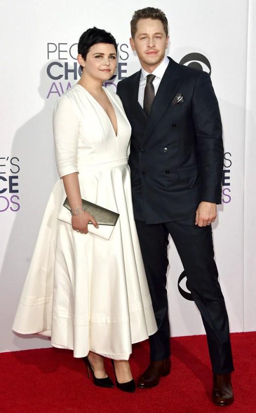 Ginnifer Goodwin, Josh Dallas, People's Choice Awards