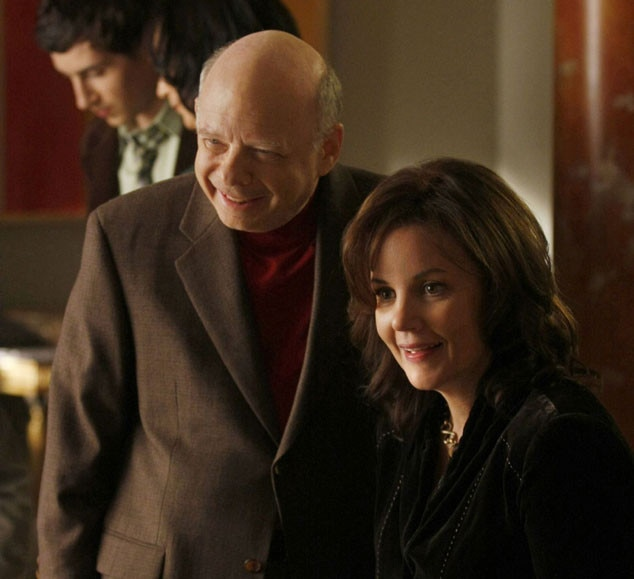Gossip Girl Couples, Wallace Shawn, Margaret Colin