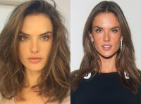 Alessandra Ambrosio Chops Off Her Long Victoria's Secret ...