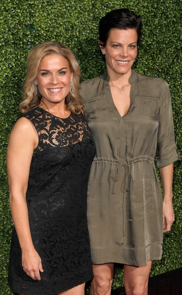 Iron Chefs Cat Cora Files for Divorce From Wife After 17