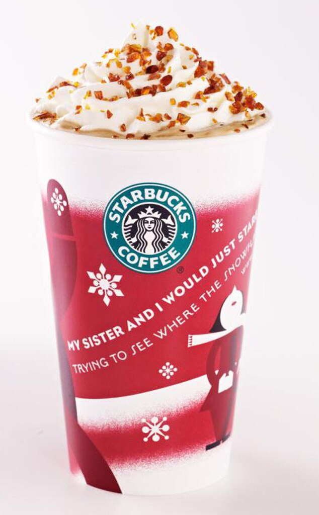 2010 Starbucks Holiday Red Cup