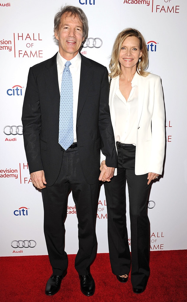 Image result for michelle pfeiffer and david kelley 600x600