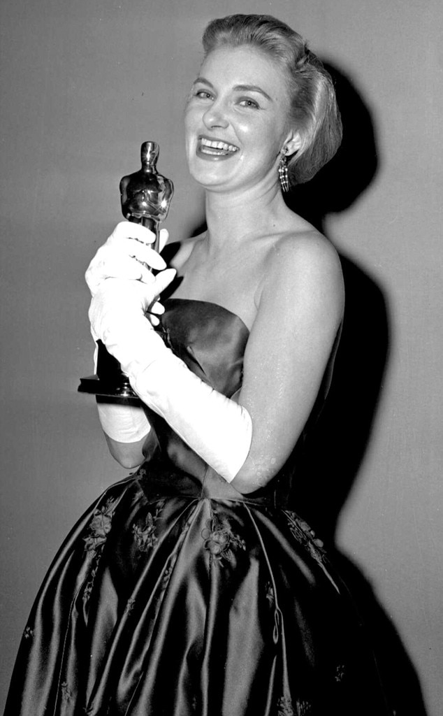 Image result for joanne woodward oscar dress