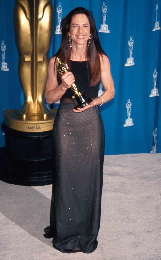 Holly Hunter From 50 Years Of Oscar Dresses Best Actress