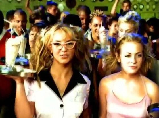 Drive Me Crazy, Britney Spears, Melissa Joan Hart