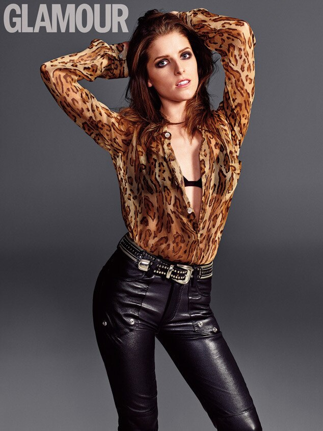 Anna Kendrick, British Glamour