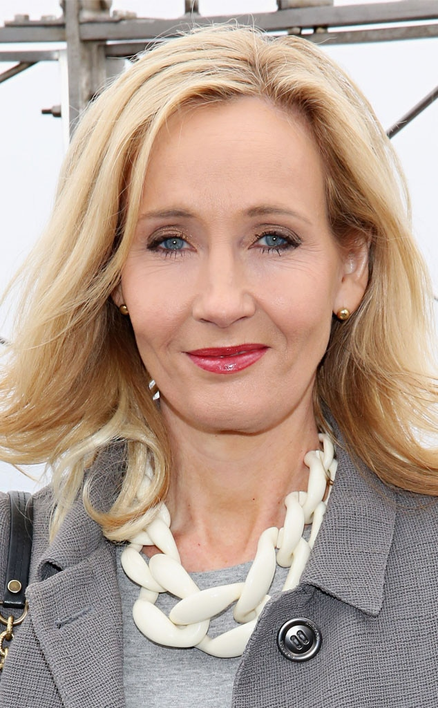 Jk Rowling Shares Two Of Her Rejection Letters ''for