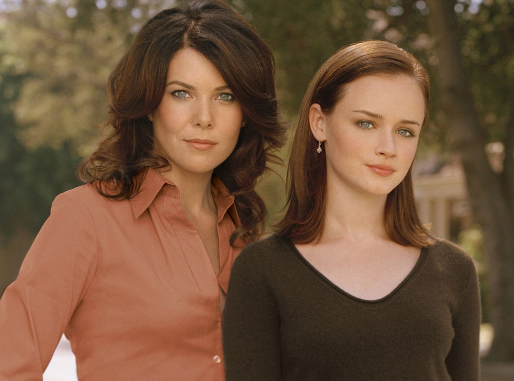 Behind the Scenes of Gilmore Girls from Behind the Scenes