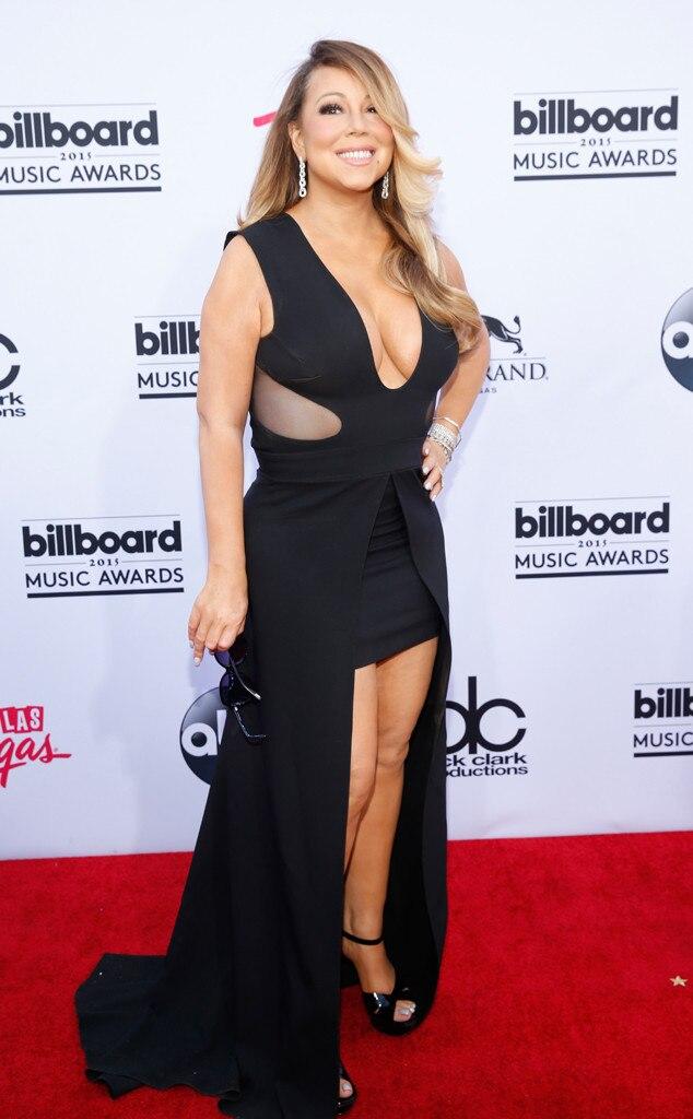 Mariah Carey From 2015 Billboard Music Awards Red Carpet