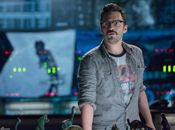 The Point Of Jurassic World Is E News UK