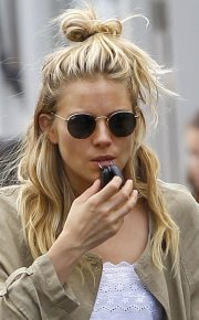 sienna miller lazy girl hairstyles
