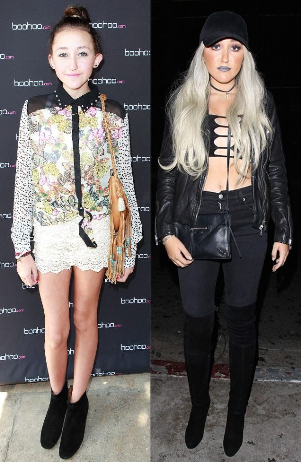 Noah Cyrus from Celebs39 Most Unrecognizable Pics E! News