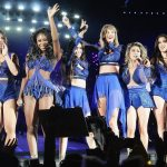 Taylor Swift Joins Fifth Harmony Onstage See Pics And Vid E Online