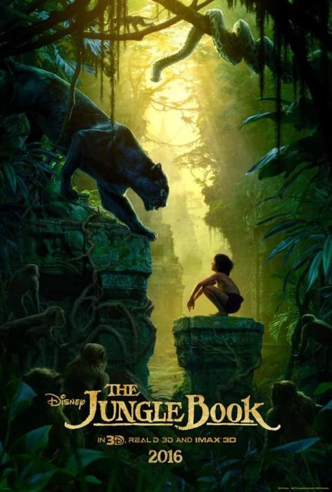 Download The Jungle Book (2016) Dual Audio {Hindi-Eng} 480p [700MB] | 720p [1GB]