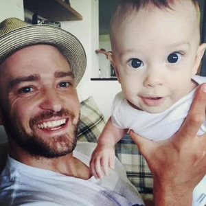 Justin Timberlake Shares New Pics Of Himself And Jessica