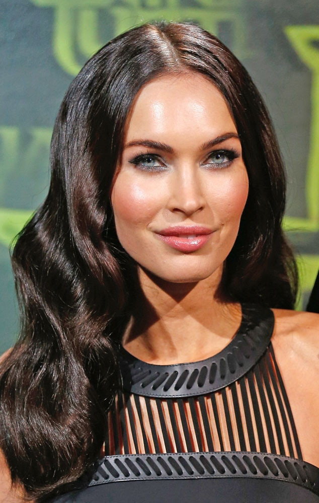 Megan Fox From Guess The Celebrity Pout