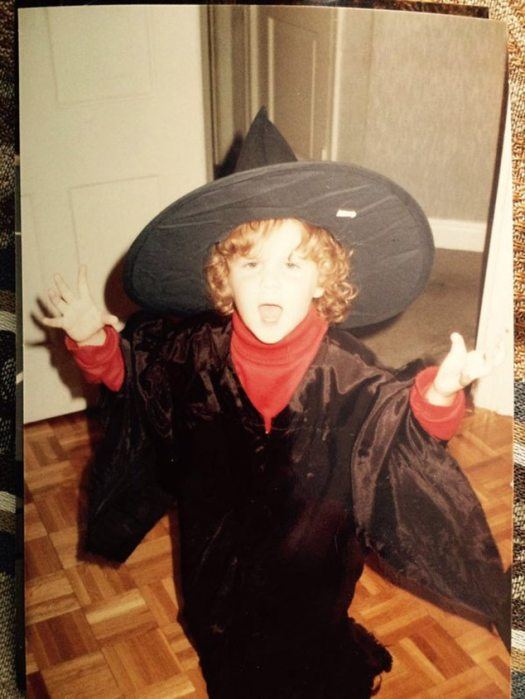 Photos from Halloween Throwback Pics - E! Online
