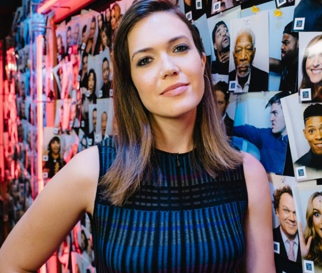 Mandy Moore Is Still Haunted By An Old Justin Timberlake Comment It Was Embarrassing E News