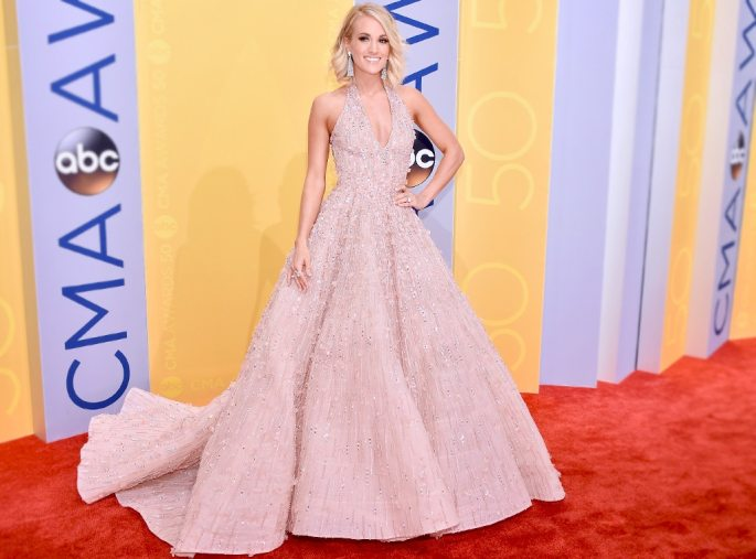 Carrie Underwood, 2016 CMA Awards, Candids
