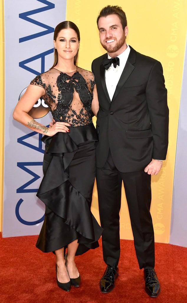 Cassadee Pope, Robert Rian Dawson, 2016 CMA Awards, Couples