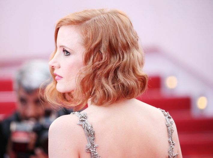 ESC: Curles, Jessica Chastain