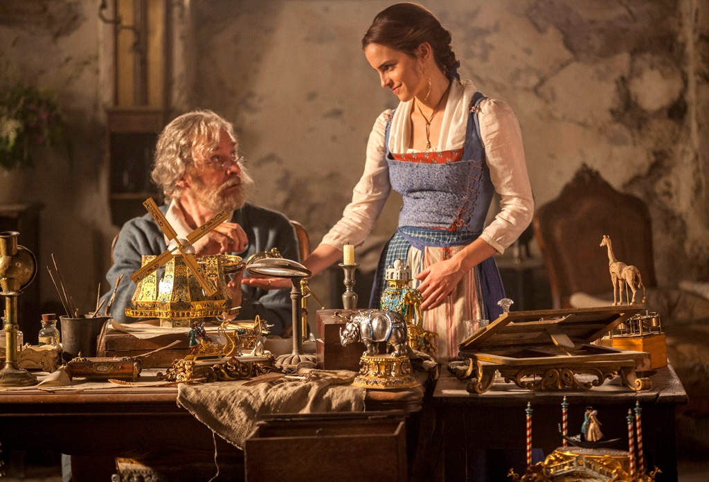 Beauty and the Beast Trailer Watch Emma Watson and Dan Stevens Bring the Disney Classic to Life