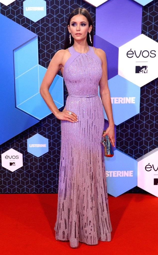 Nina Dobrev, EMA's, MTV Europe Music Awards