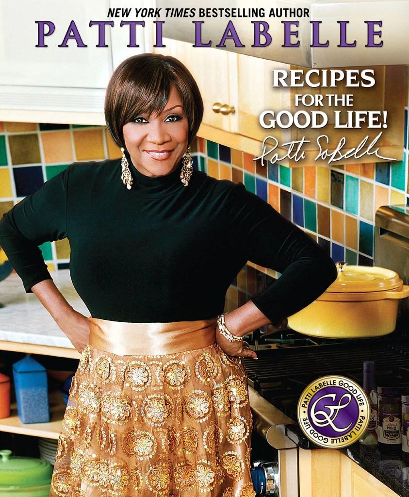 Patti Labelle, Celebrity Cookbooks