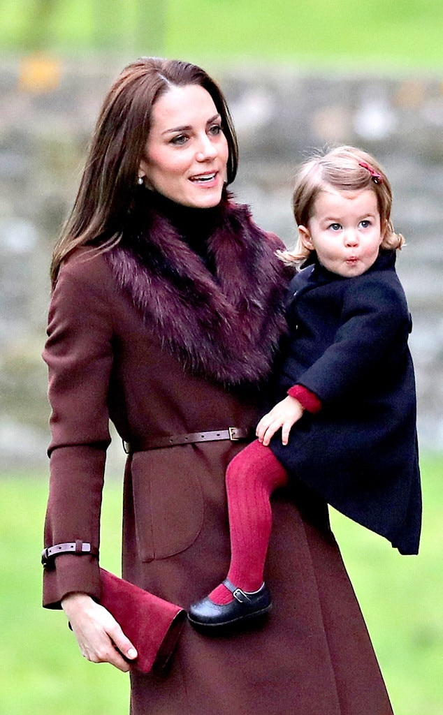 Kate Middleton, La Principessa Charlotte