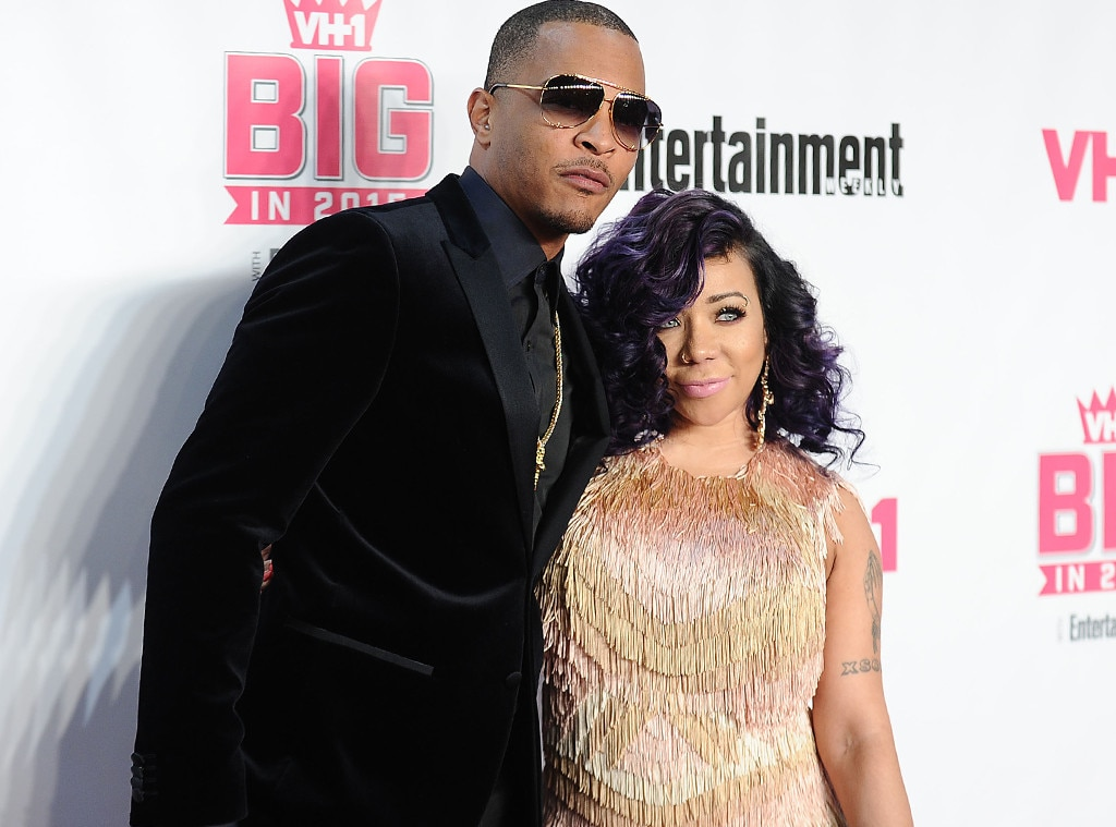 Image result for Tiny Harris files for divorce from T.I. after 6 years of marriage