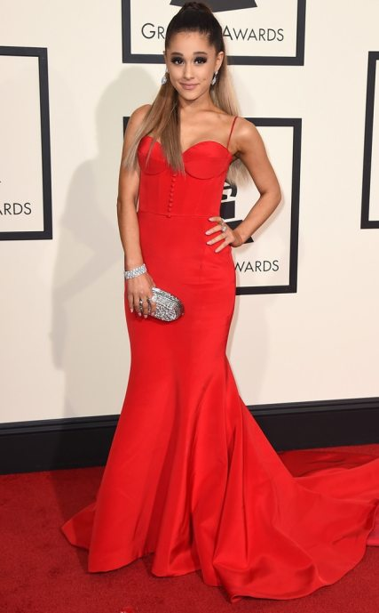 ariana grande grammy awards pic