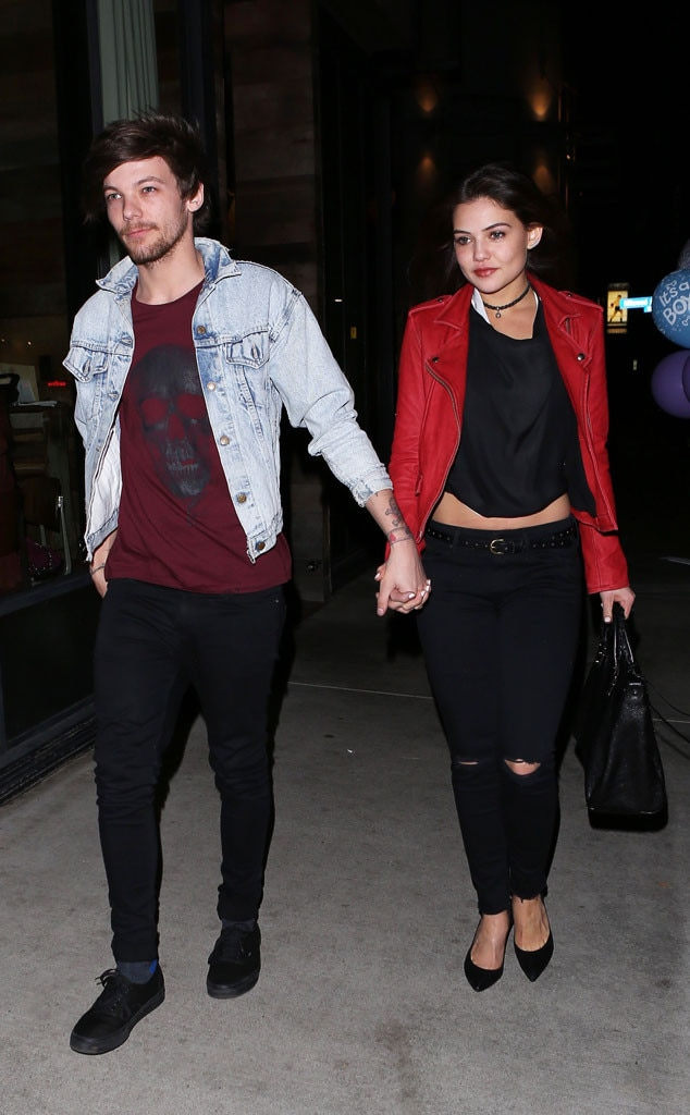 Briana Jungwirth And Louis Tomlison Still Together