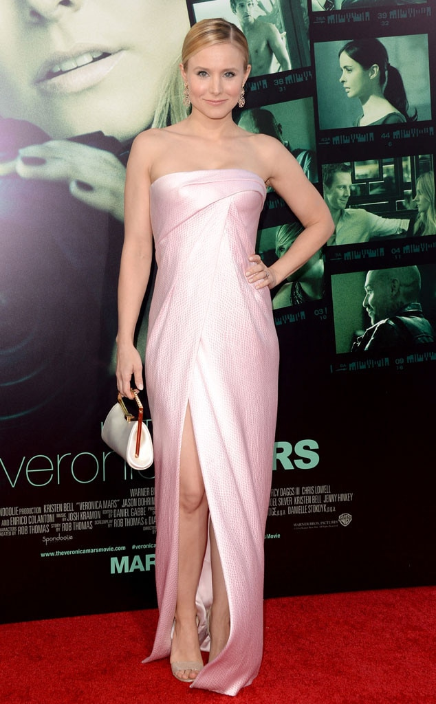 Pretty in PolkaDots from Kristen Bell39s Best Looks E! News
