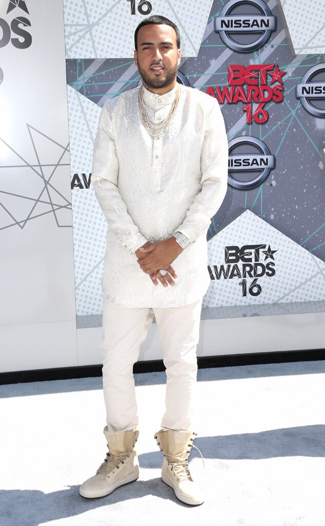French Montana, 2016 BET Awards