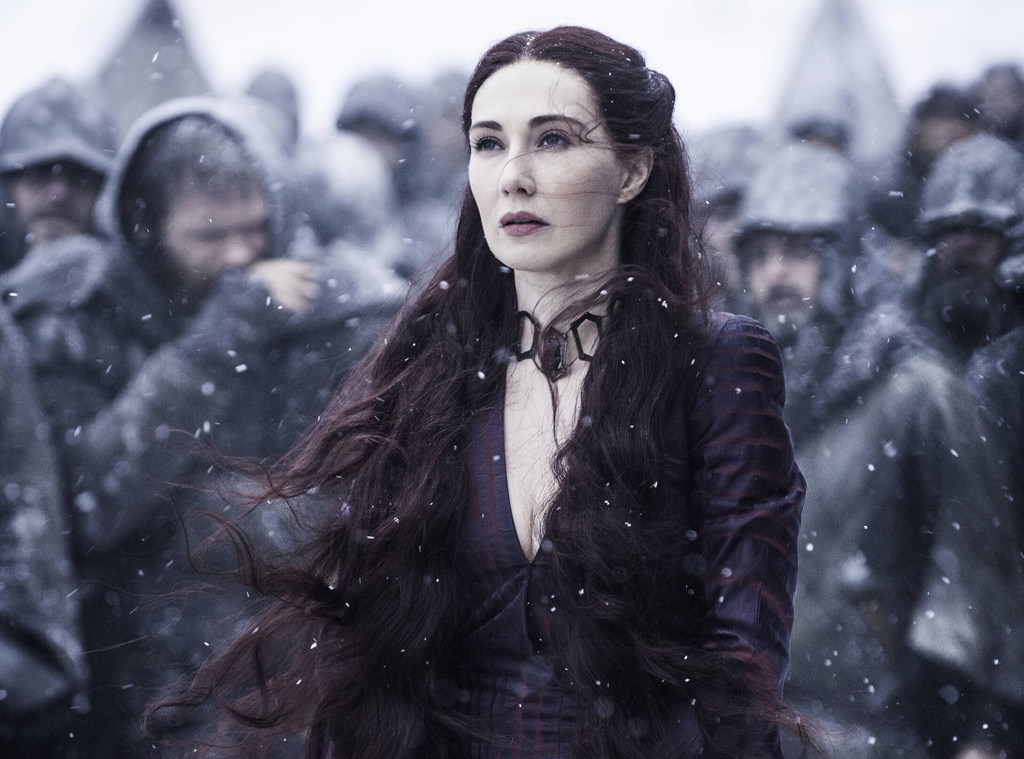 Game of Thrones, Carice van Houten