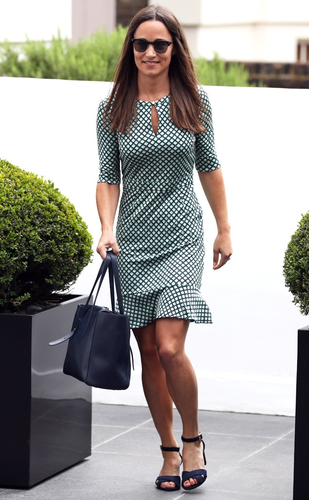 Conservative Keyhole from Pippa Middletons Best Looks  E