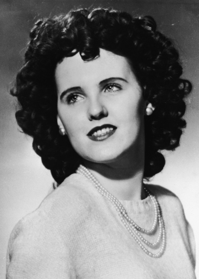 Elizabeth Short, Black Dahlia, True Crime Week