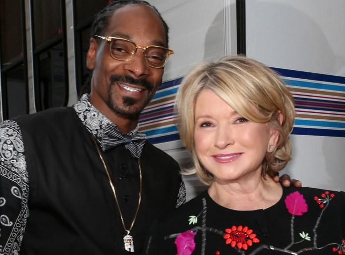 Snoop Dogg, Martha Stewart