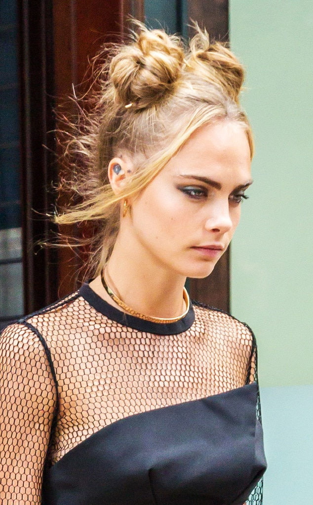 Double Buns 3 Rad Ways To Wear The '90s Hairstyle E! News