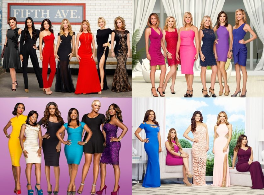 Image result for all the real housewives franchise