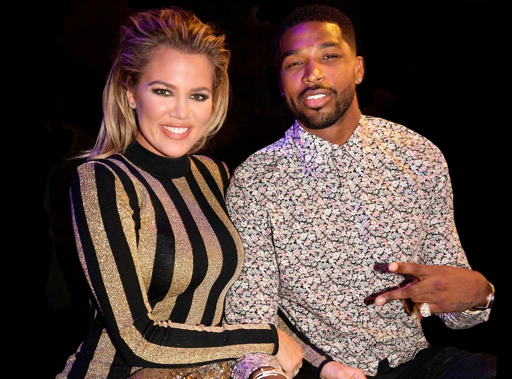 Image result for khloe and tristan