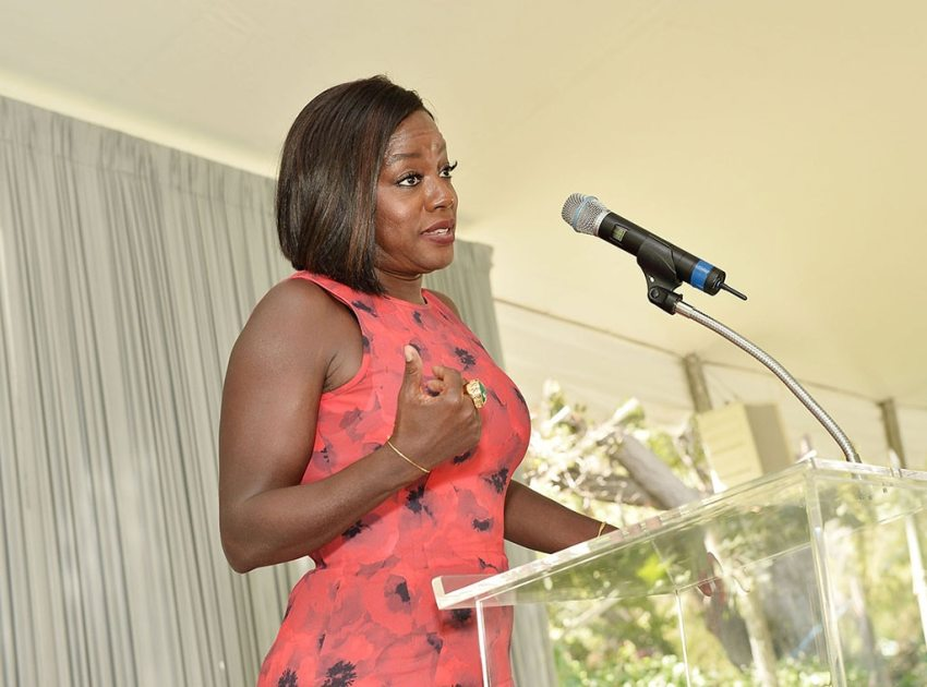 Viola Davis, The Rape Foundation
