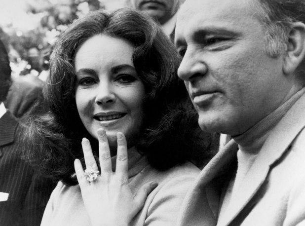 Elizabeth Taylor, Richard Burton, Ring
