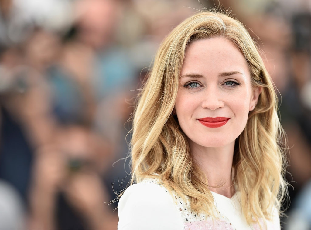 why emily blunt is