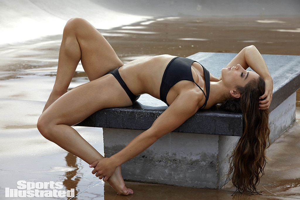 Aly Raisman Sports Illustrated Swimsuit Issue