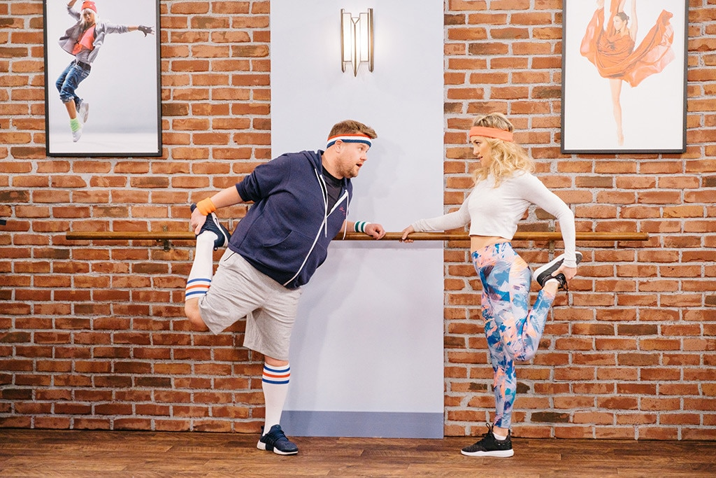Image result for james corden and kate hudson
