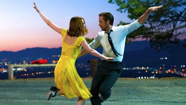 Emma Stone, Ryan Gosling, La La Land (Lionsgate)