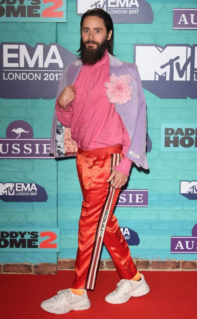 MTV EMAs 2017, Jared Leto